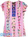 Chibi (Betty) Betty Boop betty boop PITA T T film pattern pink film pattern