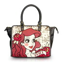 Little Mermaid Ariel LITTLE MARMAID ARIELAriel True Love Tote tote bag Satchell bag disassembly fried loungefly lounge with OK shoulder restrictions