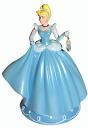 Cinderella Cinderella Cinderella figure glass shoe figurine figure