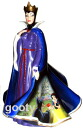 Snow White エヴィルクイーン porcelain figure SNOW WHITE EVIL QUEEN