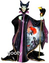 Sleeping beauty maleficent ceramic figure Sleeping Beauty Maleficent