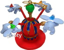 United States Anaheim Disneyland in the WDL WDL Park within limited 1999 limited edition flying Dumbo ride ornament