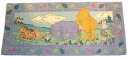 Handcrafted Winnie the Pooh Classic Pooh large rug mat