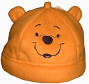 Baby for Winnie Pooh's Fleece Hat knit Cap with ears