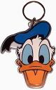 Donald plastic key ring 90's