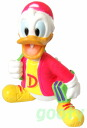 Donald Duck PVCBACK TO SCHOOL DONALD school PVC 90s dead stock rubber doll