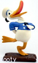 clever Donald Duck Donald duck The Wise Little Hen hen WDCC gold circle limited 1997 limited edition