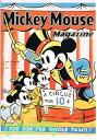 Mickey Mouse Morty フェルディー American retro 80-90's deadstock postcard postcards