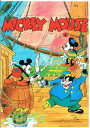 Mickey Mouse Minnie mouse beat American retro 80s and 90s deadstock postcard postcards
