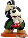 Mickey Mouse On With The Show! Mickey Mouse sorcerer WDCC Collectors Society member's gift