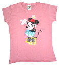 Minnie mouse Minnie Mouse Pink T shirt size L