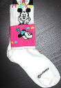 Mickey Mouse Minnie mouse kids crew socks pink 15-20 cm