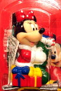 Minnie mouse Christmas lights illuminated ornaments