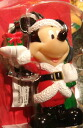 Mickey mouse Christmas light illuminations ornament
