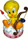 Tweety TWEETY Angel figurine figure