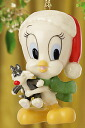 Tweety tweety pottery figure ornaments Tweety Sylvester