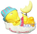 Tweety tweety resin figure tweet dreams Goodnight Tweety figurine Tweetdreams Figurine