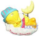 Tweety tweety resin figure tweet dreams Goodnight Tweety figurine Tweetdreams Figurine