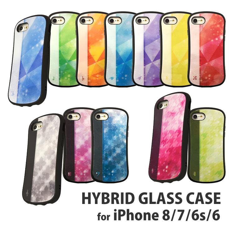 アイドリッシュセブン iPhone8/7/6s/6対応ハイブリッドガラスケース ...