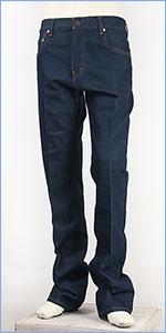 リーバイス Levis 517 ブーツカット USAラインモデル 14oz.ストレッチデニム リジッド(ESPインディゴ) Levi's 517 Boot Cut Flex Jeans 00517-2017 フレックスジーンズ