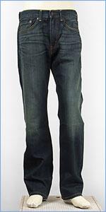 ��Х��� Levis 505 �쥮��顼���ȥ졼�� USA�饤���ǥ� 12.75oz.�ǥ˥� ���ץ��������ʥߥåɥ桼���ɡ� Levi's 505 Straight Jeans 00505-1155 ������