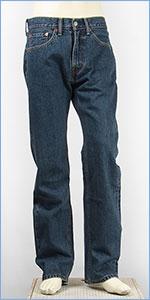 リーバイス Levis 505 レギュラーストレート USAラインモデル 14.5oz.デニム ダークストーンウォッシュ Levi's 505 Straight Jeans 00505-4886 ジーンズ