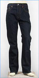 ��Х��� Levis 517 �֡��ĥ��å� USA�饤���ǥ� 14.5oz.�ǥ˥� ��ʥ���å���� Levi's 517 Boot Cut Jeans 00517-0216 ������