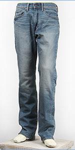 リーバイス 505 フィット レギュラーストレート サーモライト ストレッチデニム ライトユーズド Levi's Warm Jeans 00505-1425