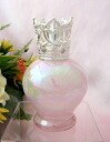 Translation available mini aroma lamp (mini aroma pot) an jug rail Mermaid Pink Silver FH108PS