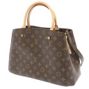 Louis Vuitton handbag monogram Montaigne MM 2way shoulder bag M41056 LOUIS VUITTON Vuitton bag