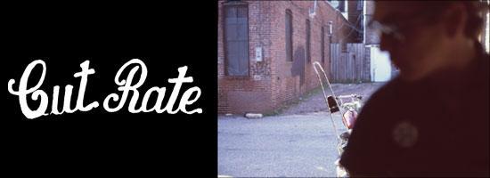 CUT-RATE(カットレイト)ブランドイメージ