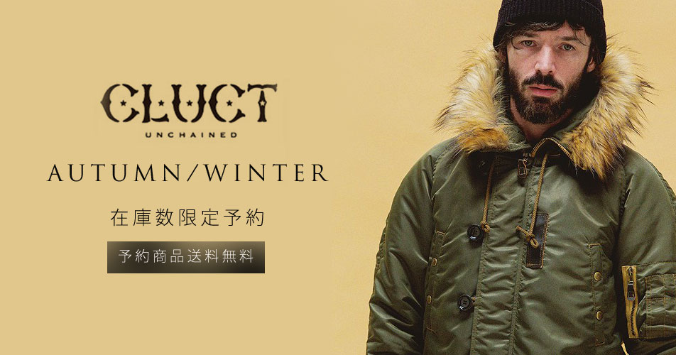 CLUCT 2016AW�\��\��