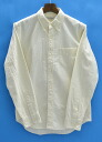 1 PHIGVEL (Figg bell) CLASSIC B.D.SHIRT classical music button-down shirt WHITE