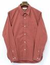 2 PHIGVEL (Figg bell) POLKADOT SHIRT polka dot shirt SEPIA RED 13SS