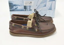 SPERRY( Sperry) AUTHENTIC ORIGINAL BOAT SHOE/DECK SHOE AMARETTO/BROWN boat shoes