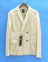 SOLIDO (solid) 2 B double breasted jacket 04 ALBICOCCO BEIGE tailored jacket