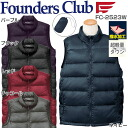 Founders Golf were down vest FC-2523 W 2014 years autumn winter models