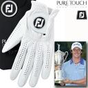 FootJoy Golf glove ピュアタッチ ( Puretouch )