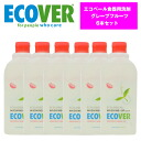Ecover Dishwasher for detergent grapefruit (500 ml) (ECOVER / detergent / dishwasher detergent and kitchen detergent / kitchen dishwashing / eco-detergents)