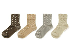 Rubberless socks waterdrop