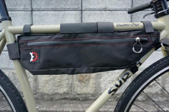自転車の 自転車 バッグ フレーム : ... フレームバッグ 自転車/バッグ