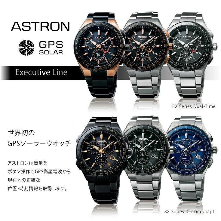 アストロンエグゼグティブライン8Xシリーズ