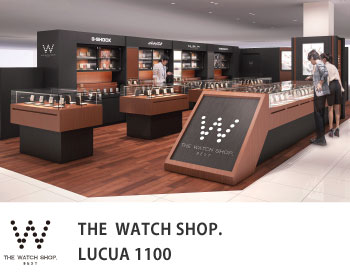 THE WATCH SHOP. LUCUA 1100�ʥ륯�� �������