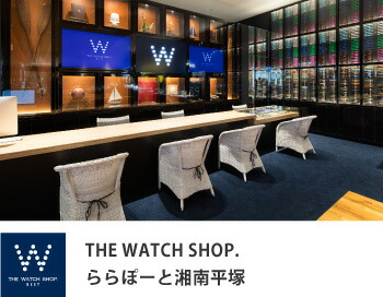 THE WATCH SHOP. ���ݡ��Ⱦ���ʿ��