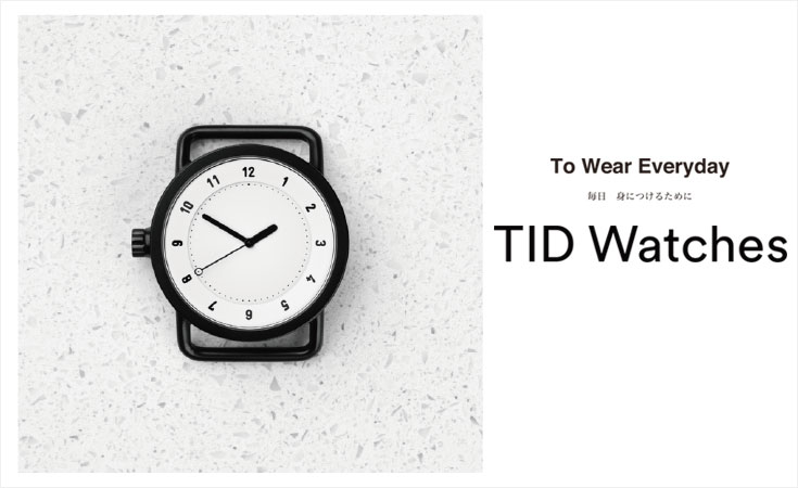 TID Watches�ʥƥ��å� �����å�����