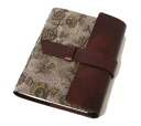 And the made in Italy / leather / diary cover/s size / 2013 diary with flap type / part # :off-ra101-rosa-p-golden_rose