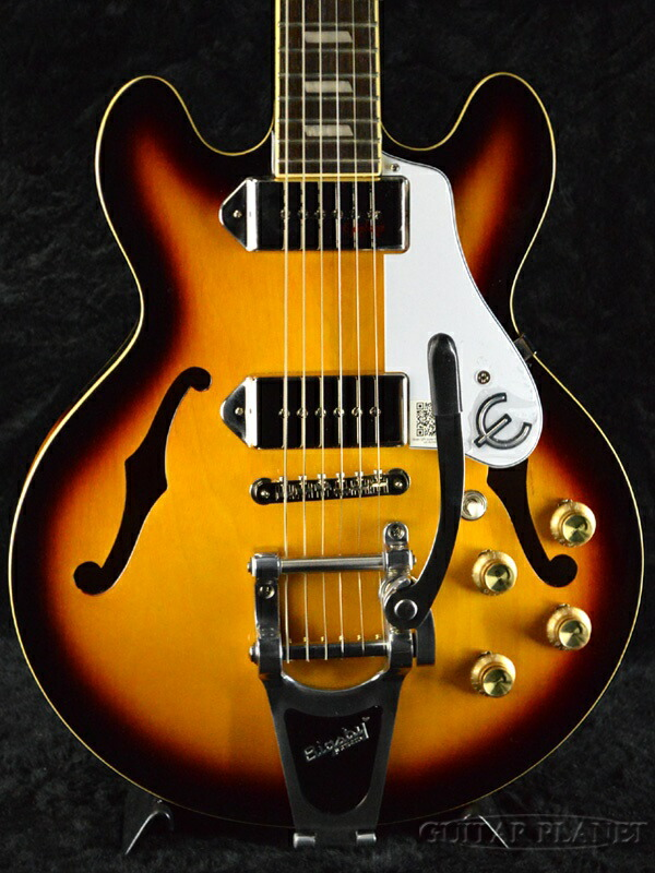 Casino coupe with bigsby