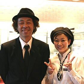平畠さんと2ショット