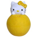 [Hello Kitty] Fruit money box bank / Orange