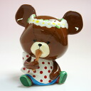 [The Bears' School] coin money box bank / Large